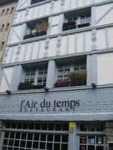 Facade à colombage